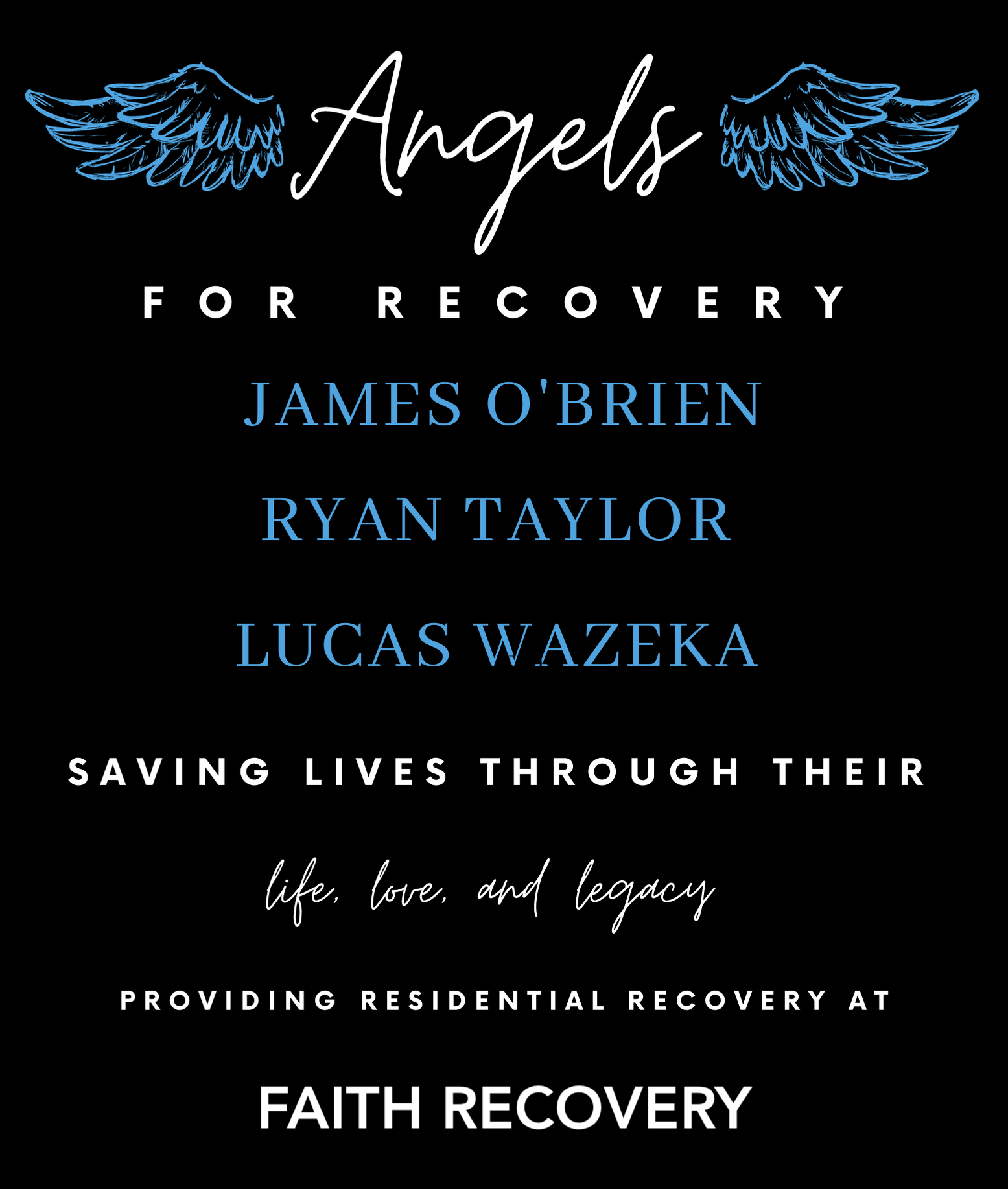 Angels for Recovery 2