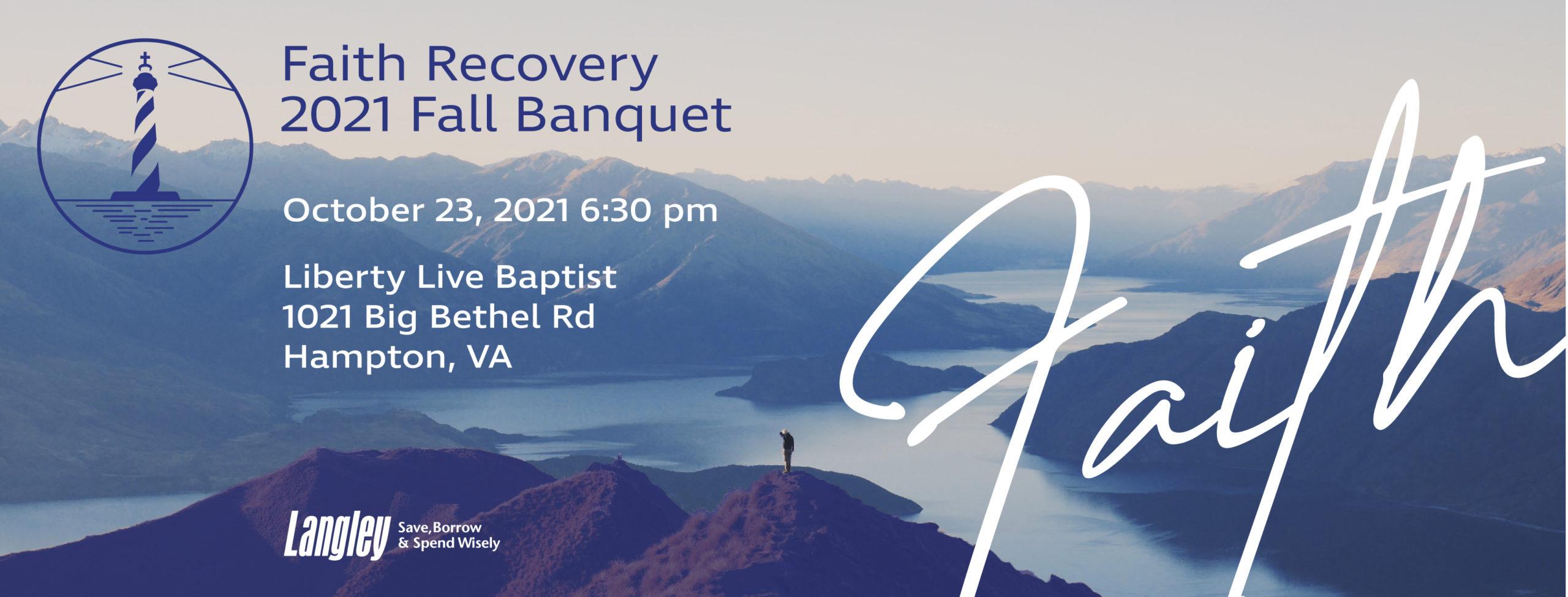 Faith Recovery 2021 Fall Banquet_Facebook Cover