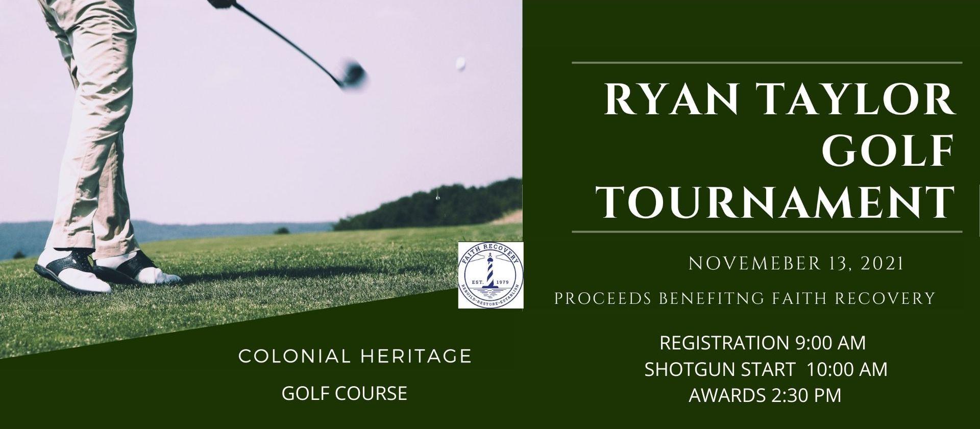 Ryan's Golf Tournament
